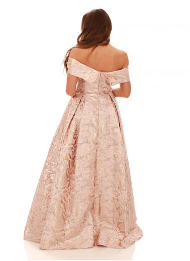 Pierre Cardin Uzun Abiye Elbise Pembe